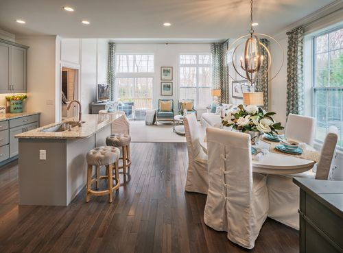 Greatroom-and-Dining-in-Clearbrooke-at-Regency at Prospect-in-Prospect