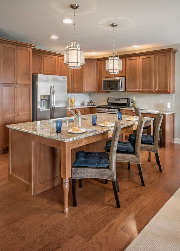 Kitchen-in-Dorwood-at-Newtown Woods - Regency Collection-in-Newtown