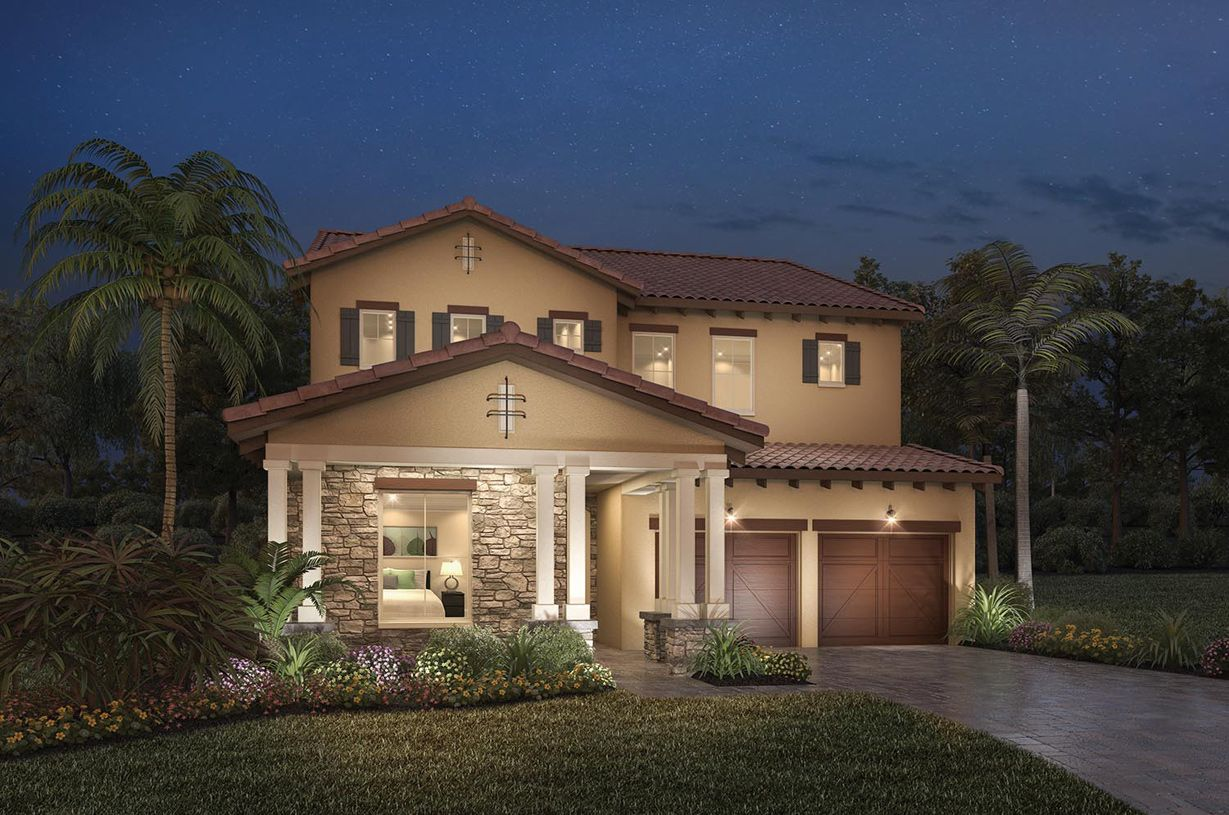 Toll Brothers New Home Plans in Winter Garden FL | NewHomeSource