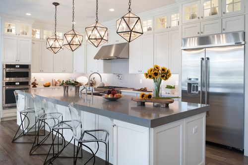 Kitchen-in-Weatherstone-at-Reserve at Holmdel-in-Holmdel