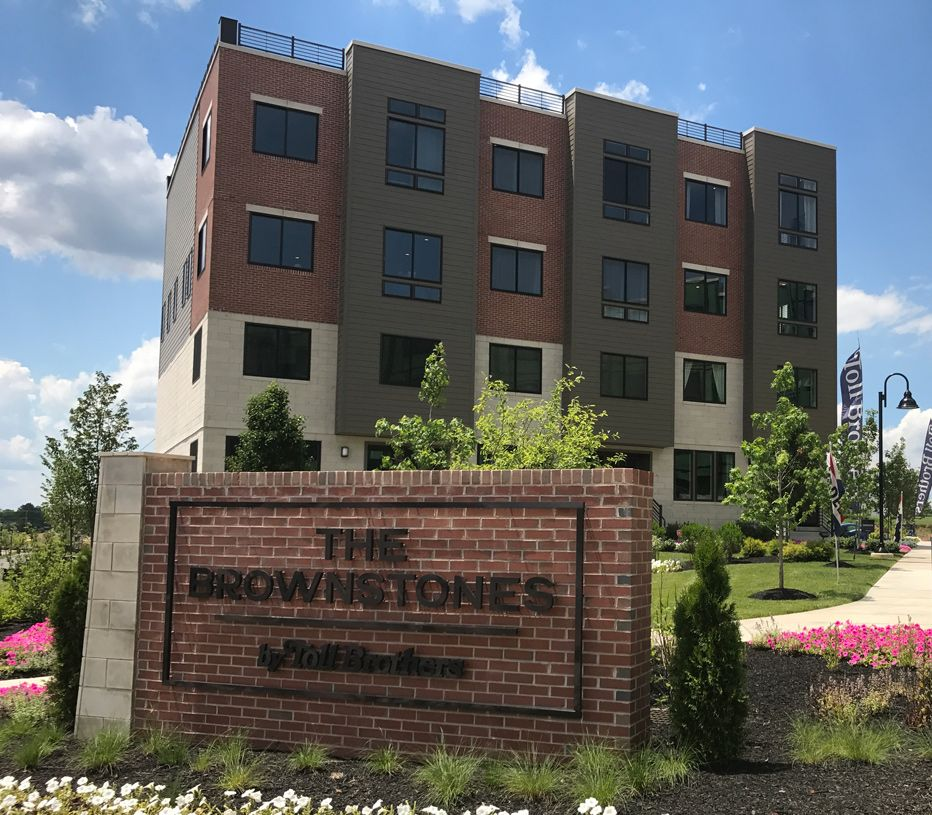 New Townhome Construction Chicago Suburbs: New Homes In Southeastern, PA