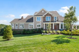 Ashton (NJ) Farmhouse - Regency at Holmdel: Holmdel, New Jersey - Toll Brothers