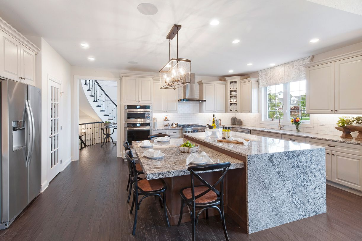 Kitchen featured in the Ashton (NJ) By Toll Brothers in Monmouth County, NJ