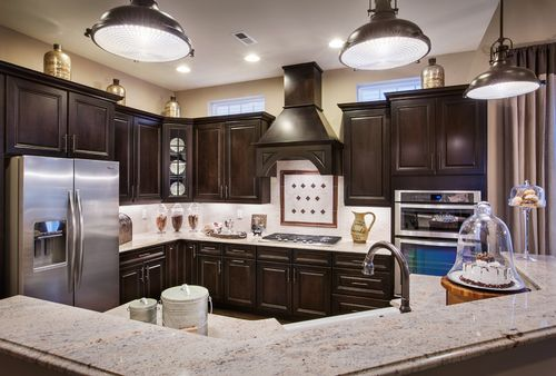 Kitchen-in-Linwood-at-Regency at Wappinger - Villas-in-Wappingers Falls