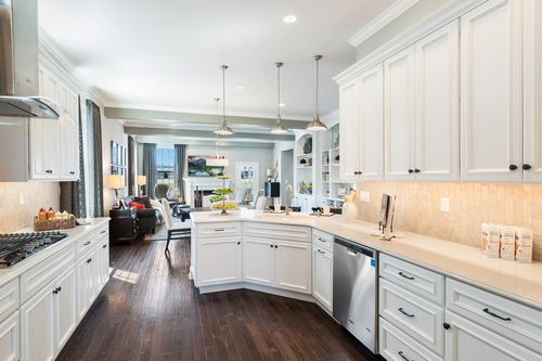 Kitchen-in-Fairhaven-at-Regency at Wappinger - Villas-in-Wappingers Falls
