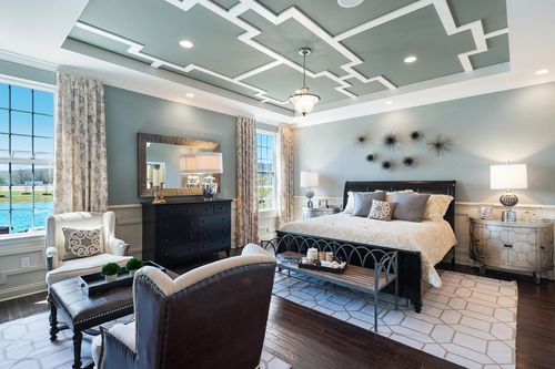 Bedroom-in-Fairhaven-at-Regency at Wappinger - Villas-in-Wappingers Falls