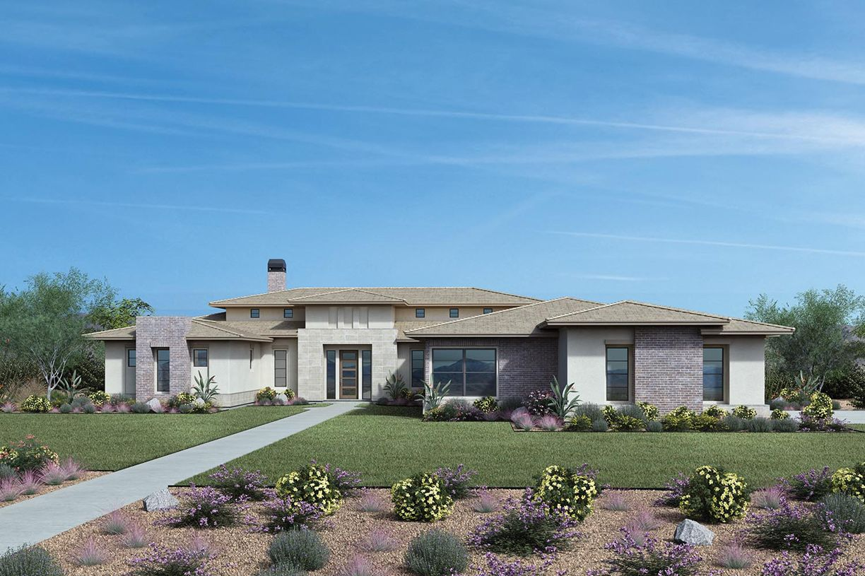 Exterior featured in the Cadiz By Toll Brothers in Phoenix-Mesa, AZ