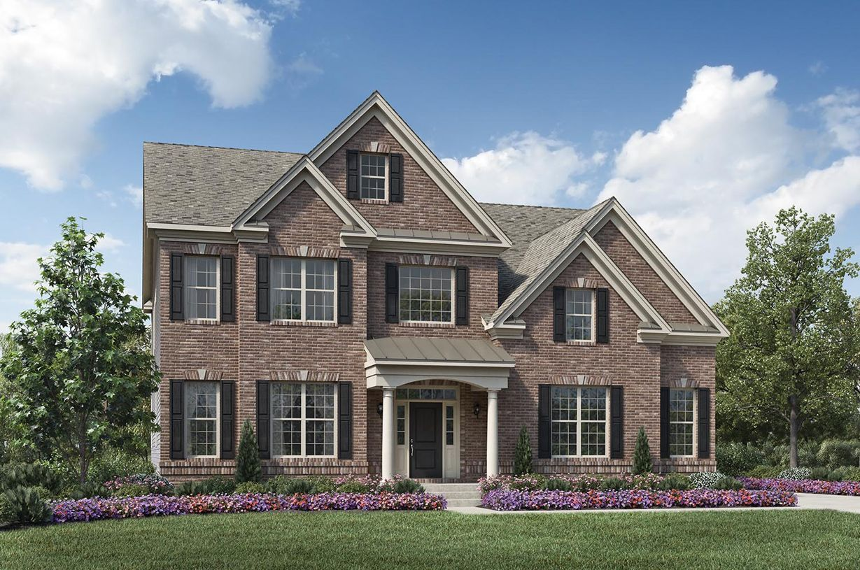 New construction floor plans in stallings nc newhomesource for Chapel hill house