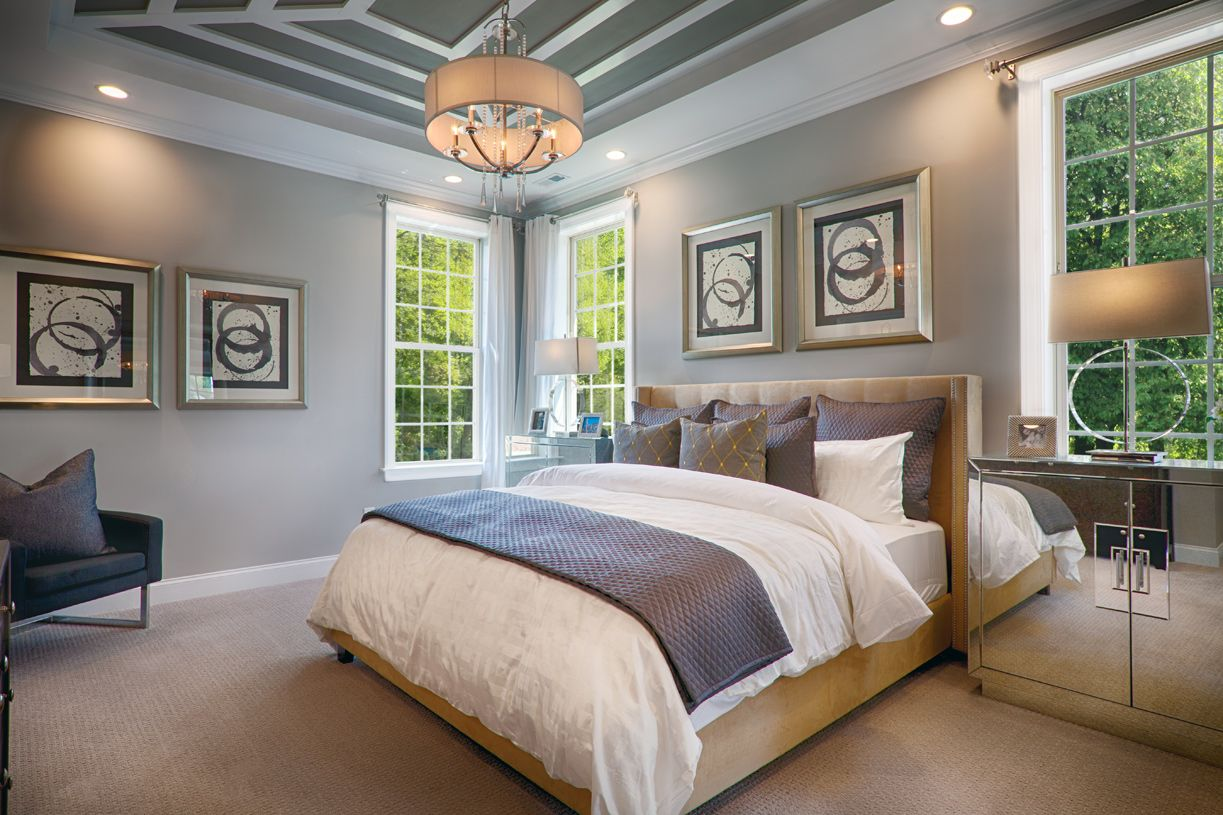 Bedroom featured in the Deerfield By Toll Brothers in Charlotte, NC