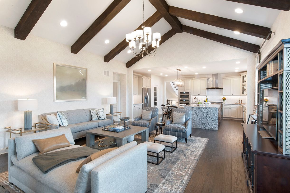 Living Area featured in the Ashton (NJ) By Toll Brothers in Monmouth County, NJ