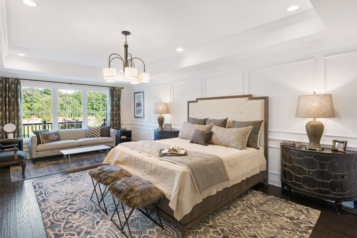 Bedroom featured in the Ashton (NJ) By Toll Brothers in Monmouth County, NJ