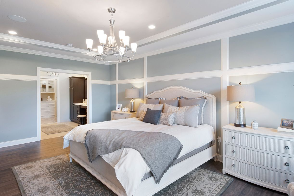Bedroom featured in the Newton By Toll Brothers in Monmouth County, NJ