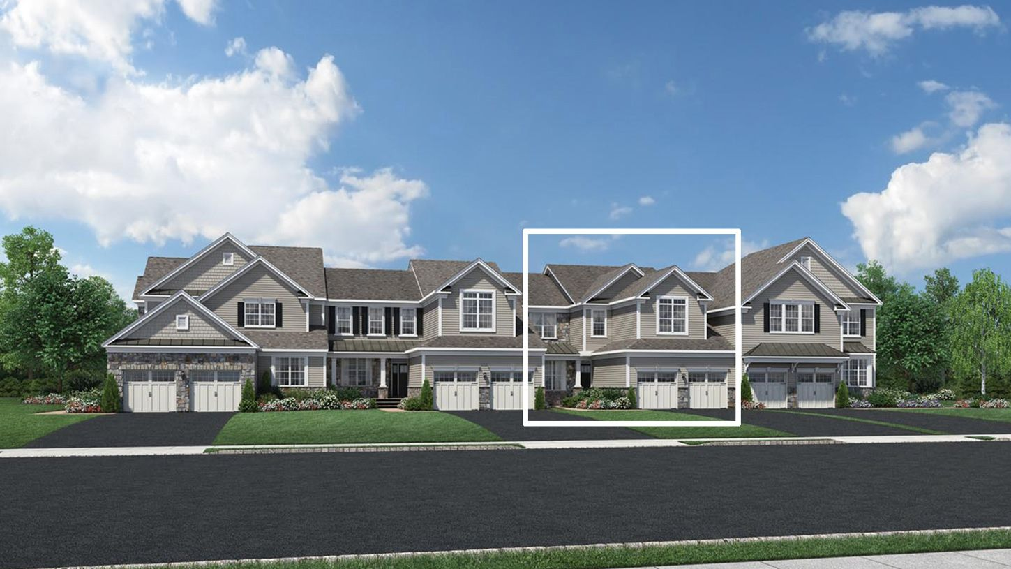 Exterior featured in the Neshanic By Toll Brothers in Bergen County, NJ