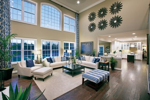 Greatroom-and-Dining-in-Hopewell-at-The Woods of South Barrington - Signature Collection-in-South Barrington