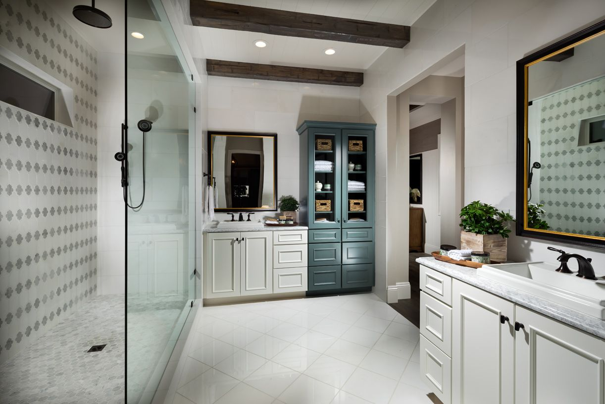 Bathroom featured in the Alava By Toll Brothers in Reno, NV