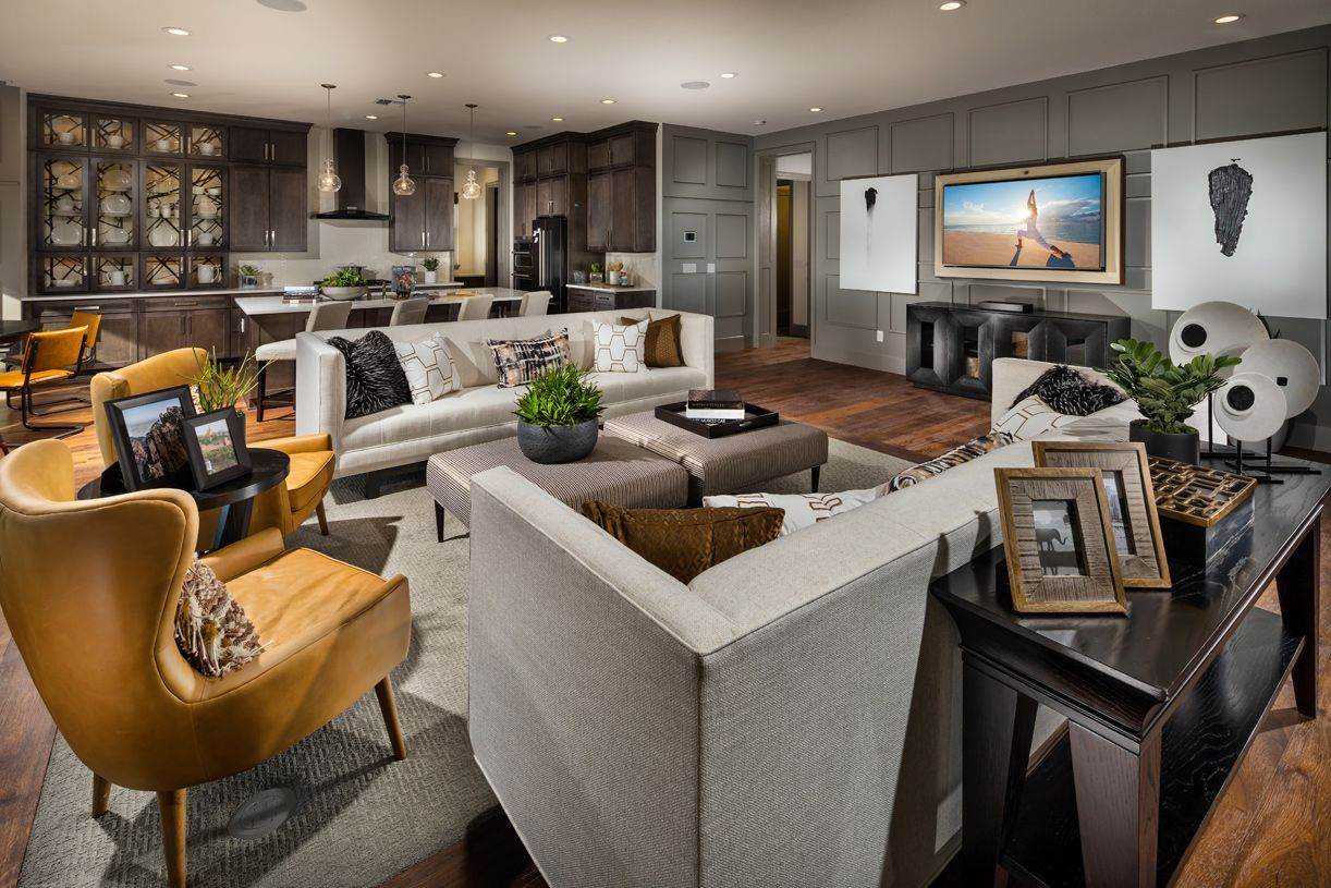 Greatroom-and-Dining-in-Taranto (NV)-at-Sorrento Trail at Bella Vista Ranch-in-Reno
