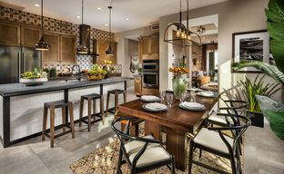 Fairway Hills in The Ridges by Toll Brothers in Las Vegas Nevada