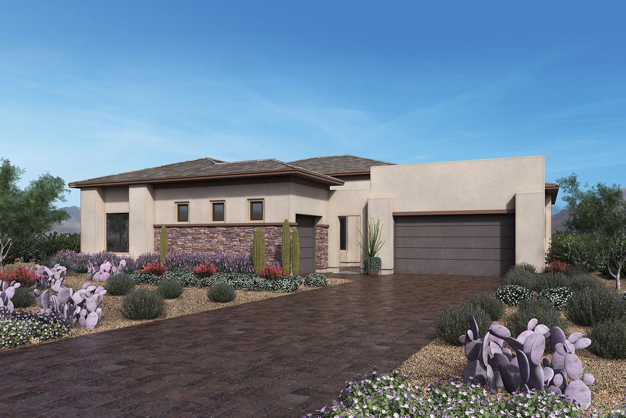 Exterior featured in the Cataloni By Toll Brothers in Phoenix-Mesa, AZ