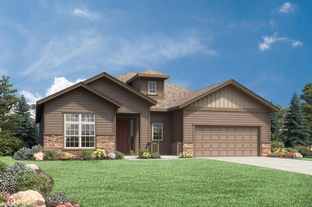 Breckenridge II High Plains - The Enclave at Kechter Farm: Fort Collins, Colorado - Toll Brothers