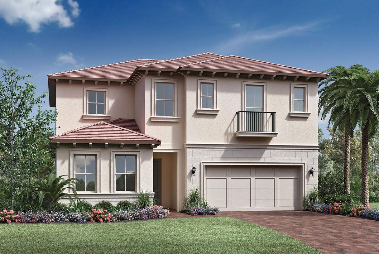 Exterior featured in the Lexia By Toll Brothers in Orlando, FL