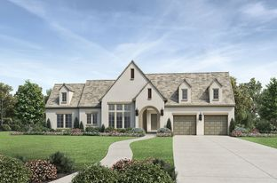 Windcrest - NorthGrove - Estate Collection: Magnolia, Texas - Toll Brothers