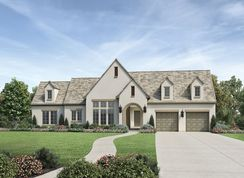 Windcrest - Woodson's Reserve - Estate Collection: Spring, Texas - Toll Brothers