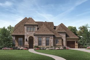 Valen - Woodson's Reserve - Estate Collection: Spring, Texas - Toll Brothers