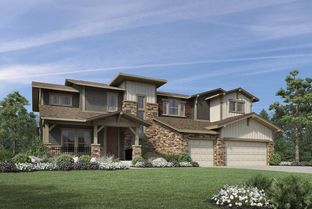 Orion - Vista Point at Southshore: Aurora, Colorado - Toll Brothers