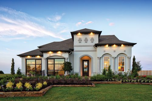 Cinco Ranch New Homes For Sale In Houston Tx Newhomesource