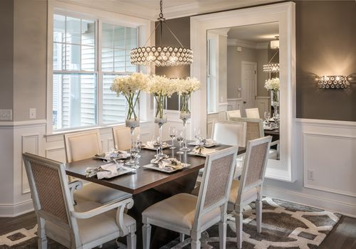 Dining-in-Portman-at-Rivington by Toll Brothers - The Ridge Collection-in-Danbury