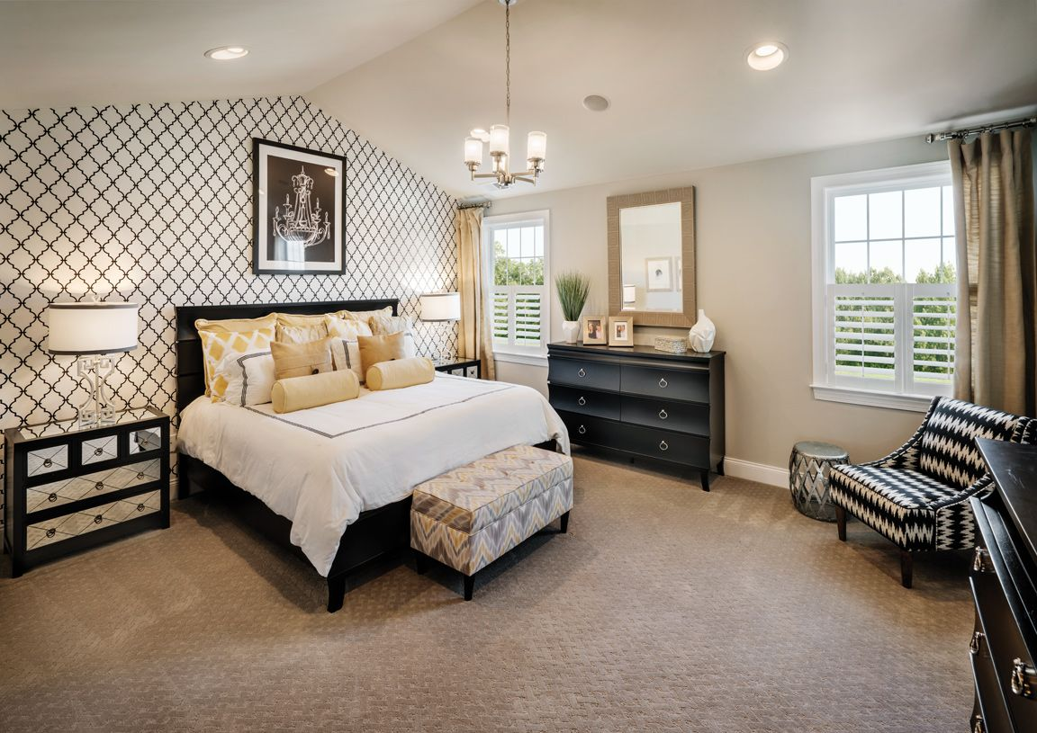 Bedroom featured in the Portman By Toll Brothers in Waterbury, CT