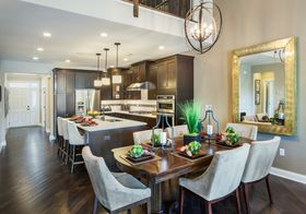 homes in Regency at Readington Carriages by Toll Brothers
