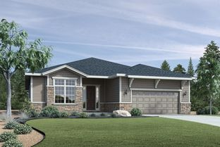Dunraven - Toll Brothers at Inspiration - Broomfield Collection: Aurora, Colorado - Toll Brothers
