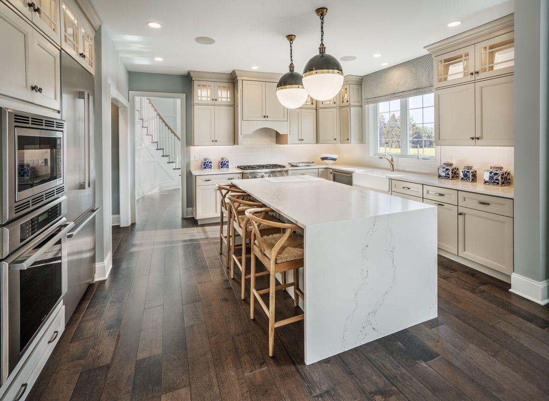 Enclave At Ellis Preserve By Toll Brothers In Philadelphia Pennsylvania