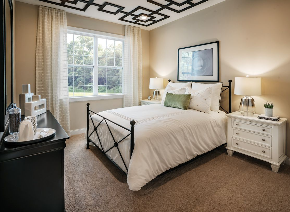 Bedroom featured in the Tradition By Toll Brothers in Philadelphia, PA