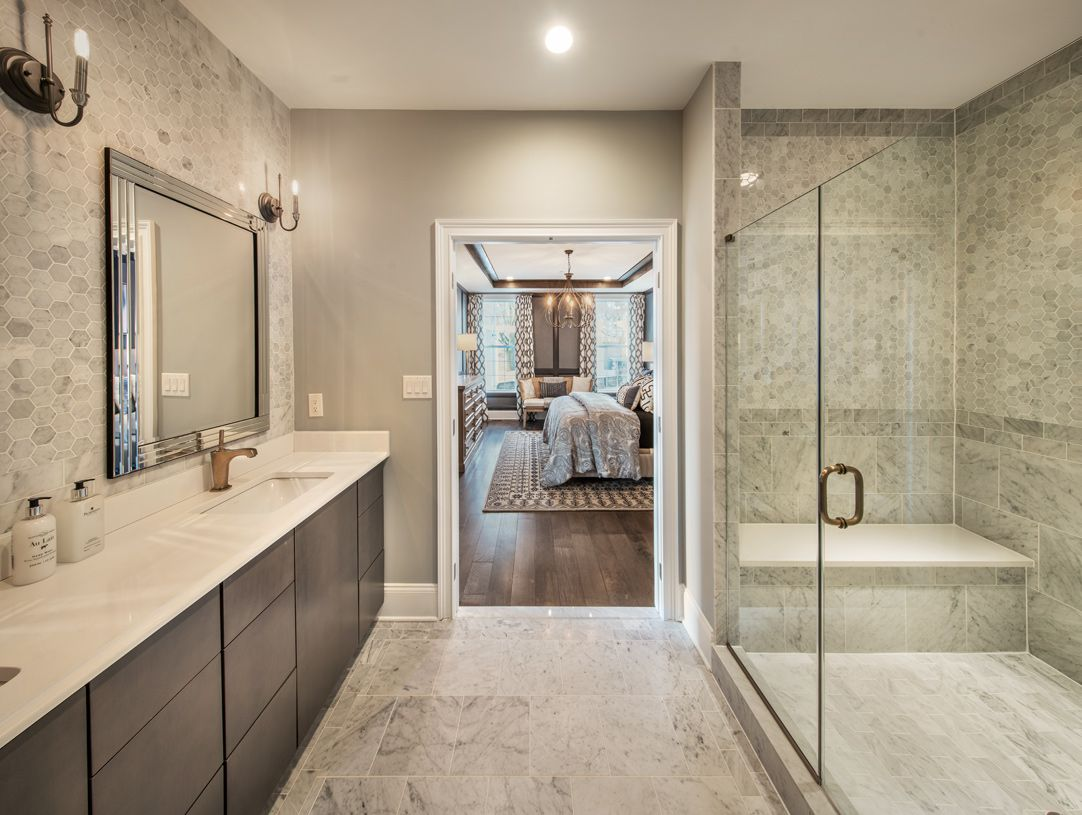Bathroom featured in the Bucknell By Toll Brothers in Philadelphia, PA