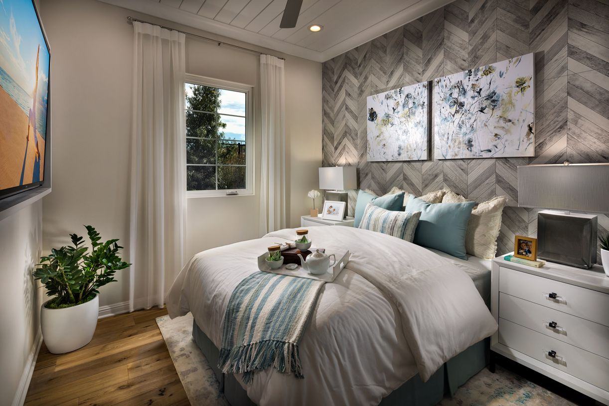 Bedroom featured in the Zora By Toll Brothers in Los Angeles, CA
