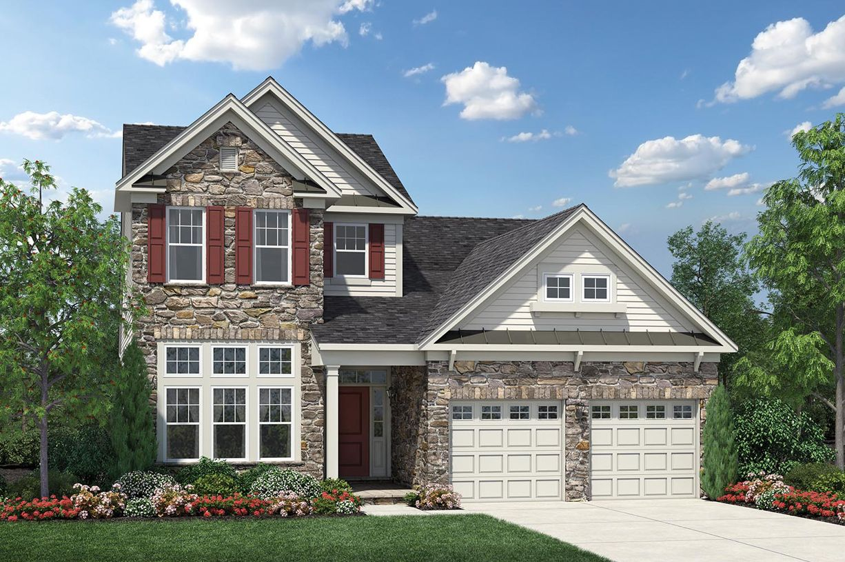 New Construction Homes u0026 Plans in Forked