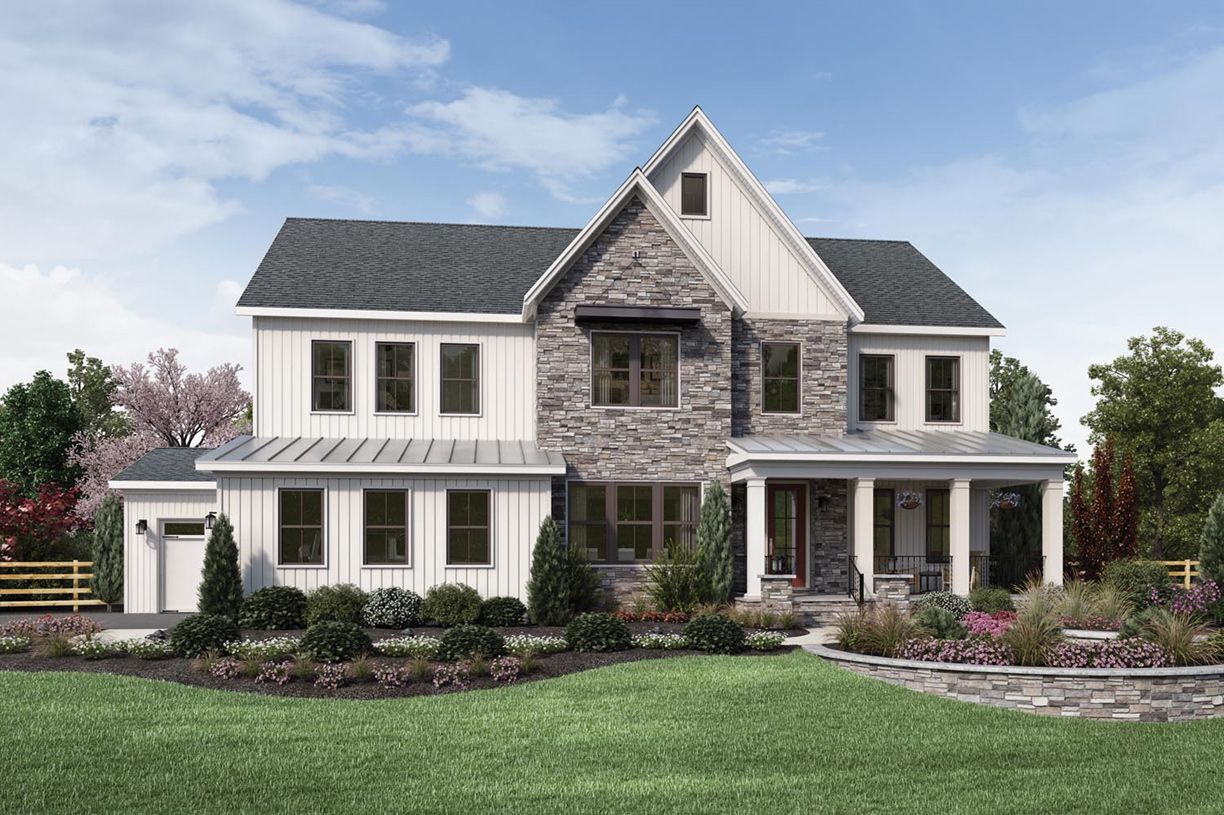 Toll Brothers Floor Plans Virginia: The Executives In Aldie, VA, New Homes
