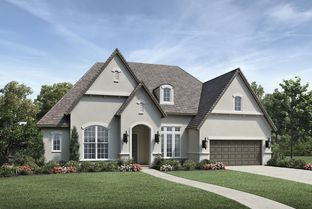 Emery - Pomona - Executive Collection: Manvel, Texas - Toll Brothers