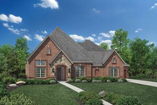 Palazzo - Town Lake at Flower Mound: Flower Mound, Texas - Toll Brothers