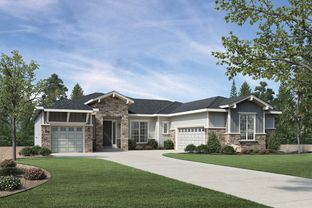 Warren - Toll Brothers at Inspiration - Boulder Collection: Aurora, Colorado - Toll Brothers