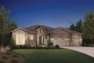 Montana - Toll Brothers at Inspiration - Boulder Collection: Aurora, Colorado - Toll Brothers