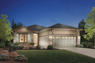 Carson - Toll Brothers at Inspiration - Jefferson Collection: Aurora, Colorado - Toll Brothers