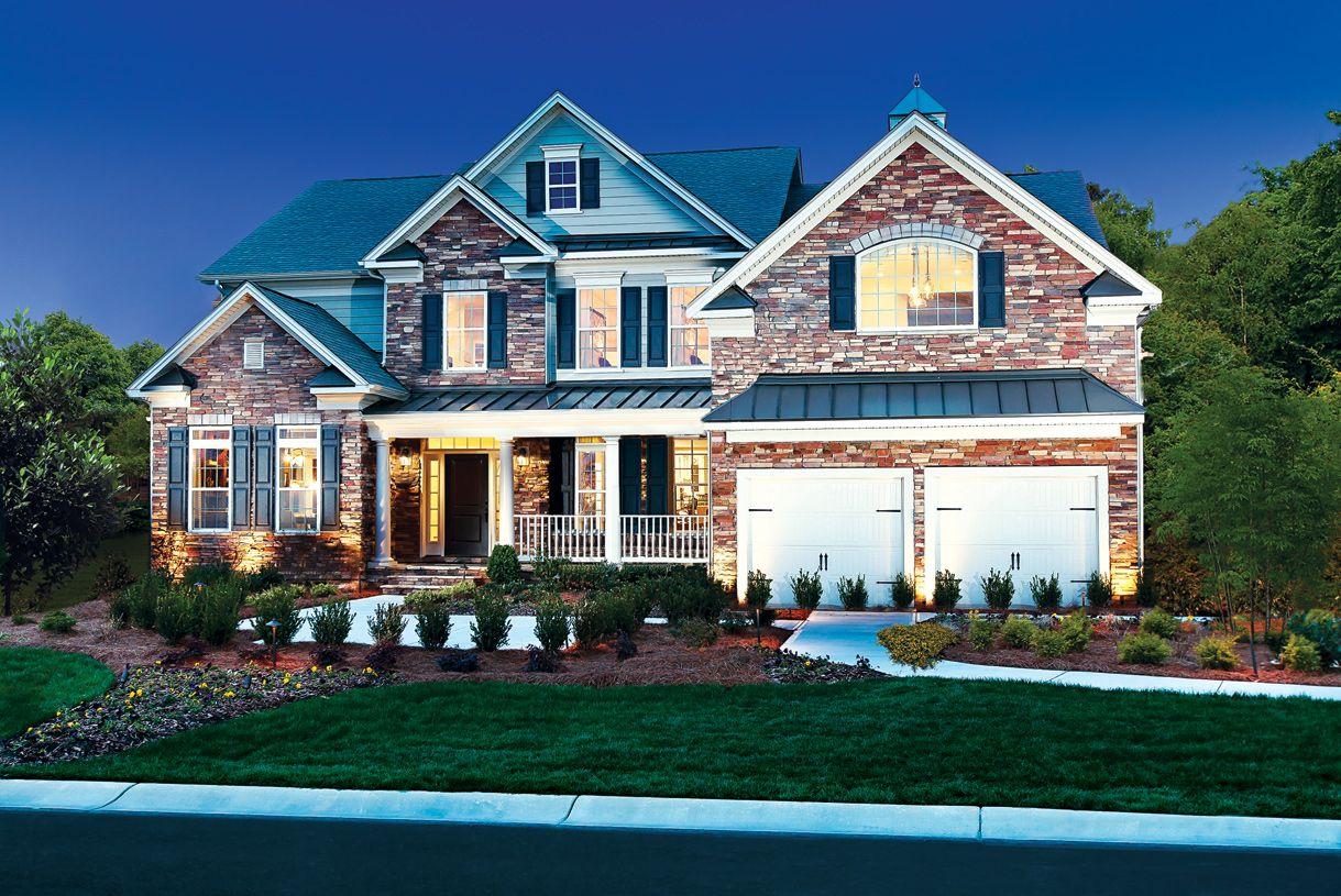 Luxury New Home Communities In Charlotte