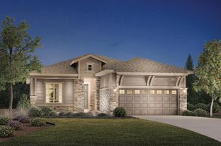 Logan - Toll Brothers at Inspiration - Jefferson Collection: Aurora, Colorado - Toll Brothers