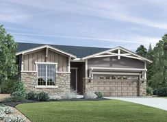 Wakefield - Toll Brothers at Inspiration - Jefferson Collection: Aurora, Colorado - Toll Brothers