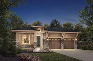 Fairplay - Toll Brothers at Inspiration - Jefferson Collection: Aurora, Colorado - Toll Brothers