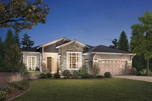 Pendleton - Toll Brothers at Inspiration - Broomfield Collection: Aurora, Colorado - Toll Brothers