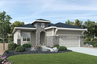 Lindsey - Toll Brothers at Inspiration - Jefferson Collection: Aurora, Colorado - Toll Brothers